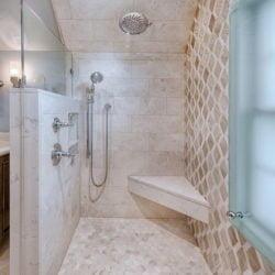 Bathroom remodel by Lynch Design Build