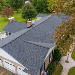 roofing project by Lynch | Design Build